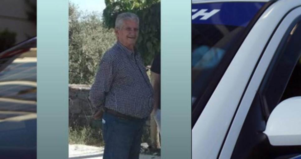 Κρήτη: Νεκρός σε ρέμα ο 87χρονος αγνοούμενος στη Βιάννο