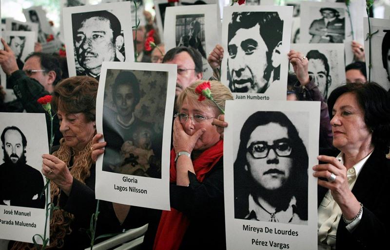 Συνελήφθη στην Αργεντινή απόστρατος Χιλιανός συνταγματάρχης, βασανιστής επί Πινοσέτ