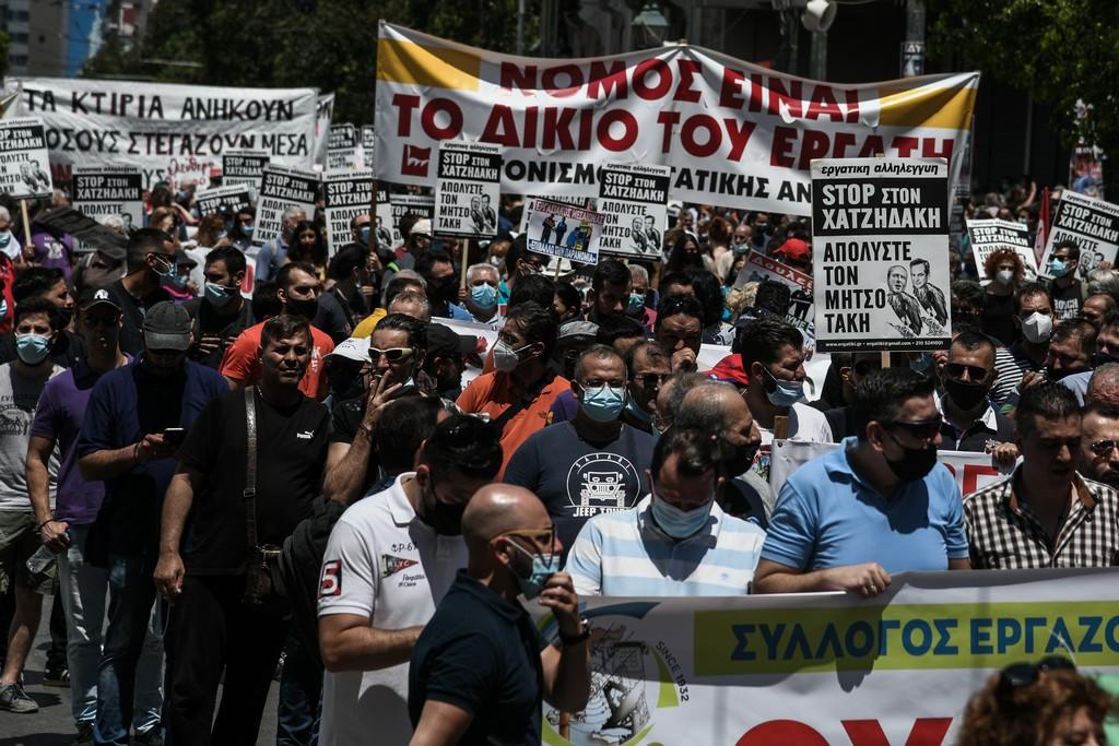 «Παράνομη» η απεργία για εκπαιδευτικούς και ΜΜΜ έως τις 10 το πρωί