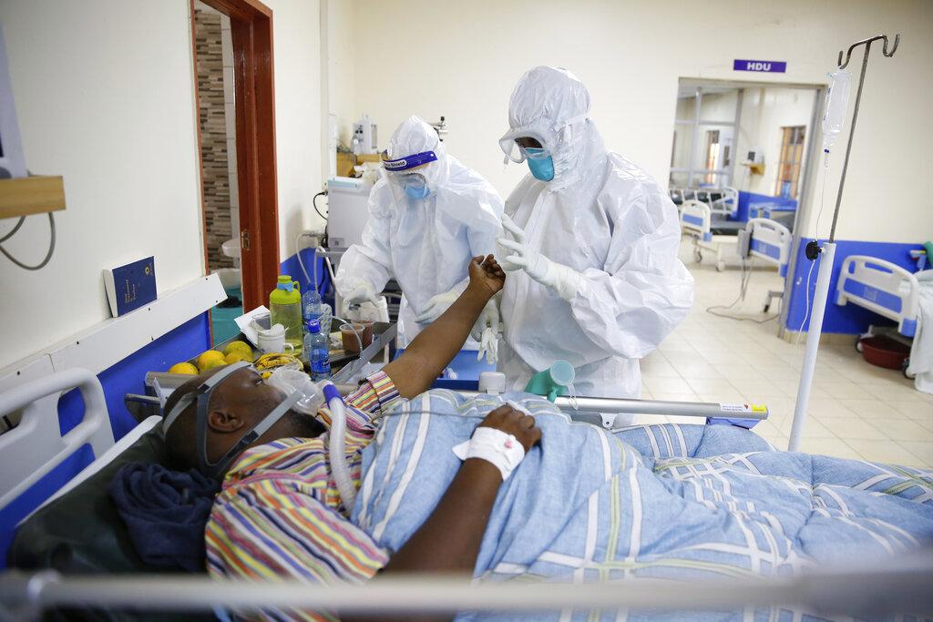 Συναγερμός ΠΟΥ: «Πάρα πολύ ανησυχητική» η τροχιά των κρουσμάτων στην Αφρική