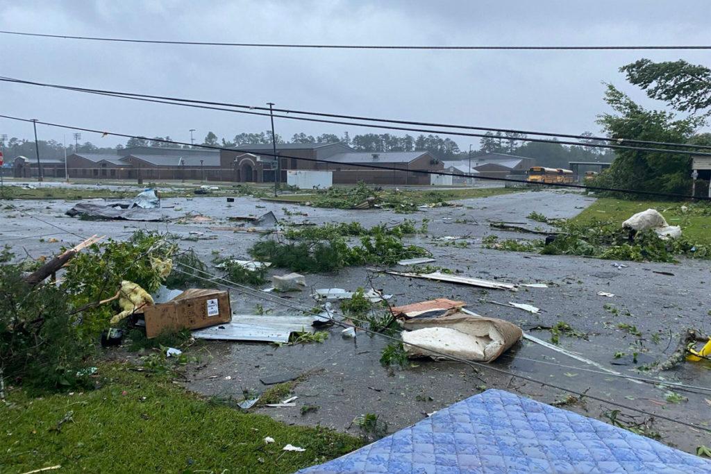 ΗΠΑ – Αλαμπάμα: 10 νεκροί, ανάμεσά τους 9 παιδιά, σε καραμπόλα εν μέσω καταιγίδας