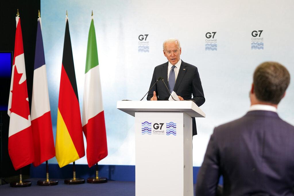 Μπάιντεν: «Ιερή υποχρέωση» η υπεράσπιση συμμάχου του ΝΑΤΟ που δέχεται επίθεση