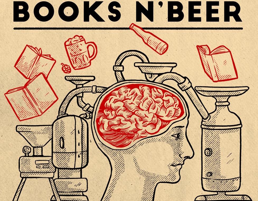 Βιβλίο, μπίρα και ψιλή κουβέντα στην Κυψέλη