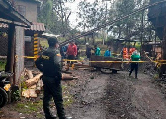 Κολομβία: Δύο νεκροί και 7 παγιδευμένοι από έκρηξη σε ανθρακωρυχείο
