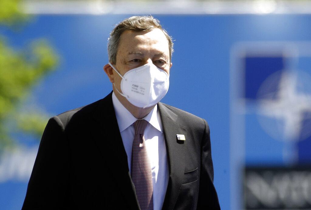 Ιταλία: Ο Ντράγκι άλλαξε γνώμη και δεν κάνει 2η δόση με AstraZeneca