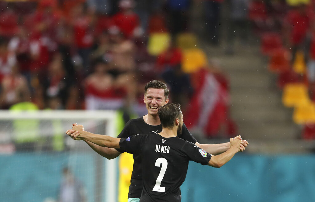 «Καθάρισαν» οι αλλαγές, ιστορική νίκη για Αυστρία (3-1) επί της Β. Μακεδονίας
