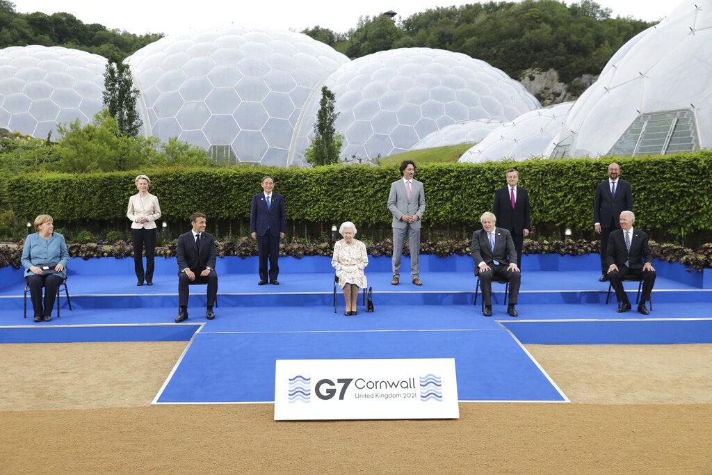 G7: Συμφωνία υιοθέτησης πρότασης Μπάιντεν για παγκόσμιο ελάχιστο εταιρικό φόρο 15%