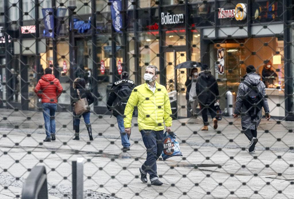 Γερμανία: Πανεπιστημιακή έρευνα αμφισβητεί ότι τα μέτρα μείωσαν τα κρούσματα