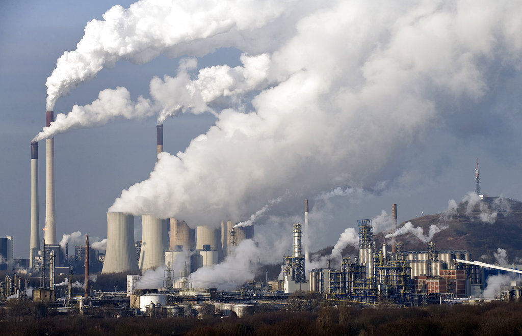 Ευρωπαϊκό Δικαστήριο: Η Γερμανία παραβίασε κατ' επανάληψη τα όρια ατμοσφαιρικής ρύπανσης