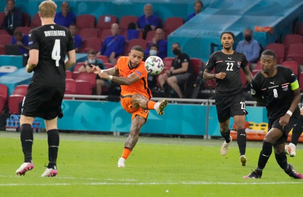 Euro 2020: Στους «16» η Ολλανδία, 2-0 την Αυστρία