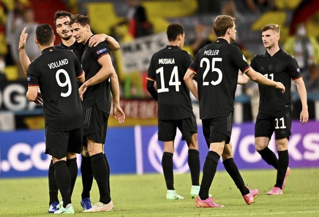 Euro 2020: Διασώθηκαν στο τέλος οι Γερμανοί