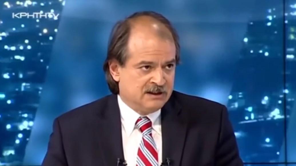Καθηγητής Ιωαννίδης: Επιστήμονες μου έλεγαν ότι θα τους καταστρέψουν εάν βγουν να μιλήσουν