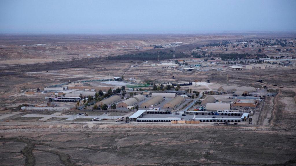 Ιράκ: Επίθεση με ρουκέτα εναντίον μιας αμερικανικής βάσης