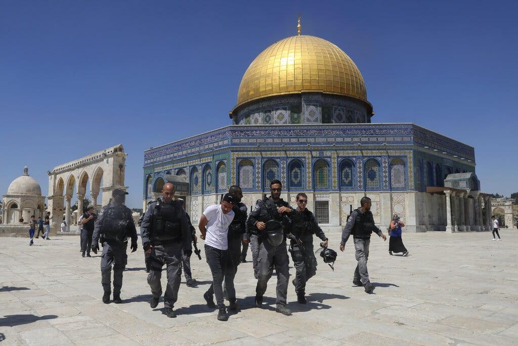Ισραήλ: Συλλήψεις και τραυματίες σε συγκρούσεις μεταξύ αστυνομικών και Παλαιστίνιων