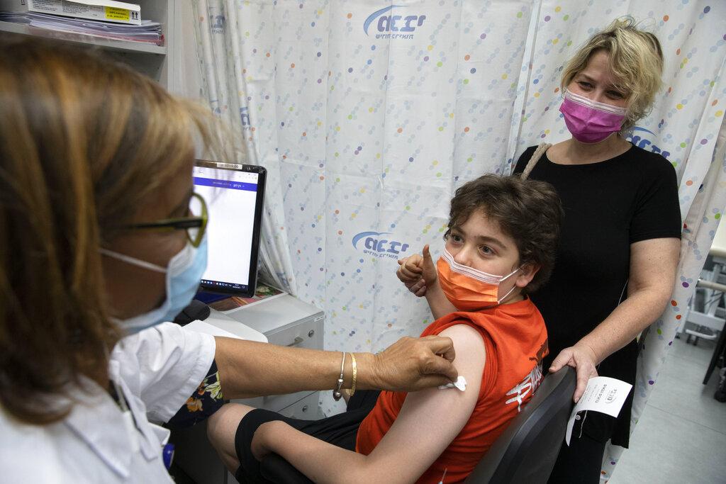 Ισραήλ- Κορονοϊός: Εμβολιάζονται οι έφηβοι 12-15 ετών