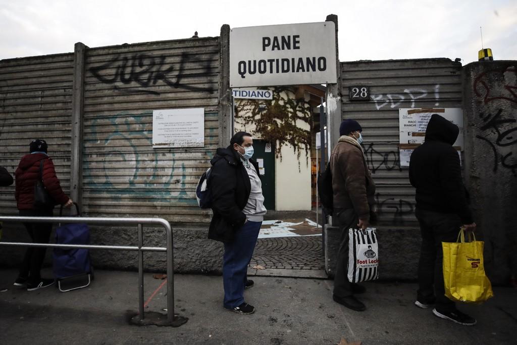 Ιταλία: Αύξηση της απόλυτης φτώχειας