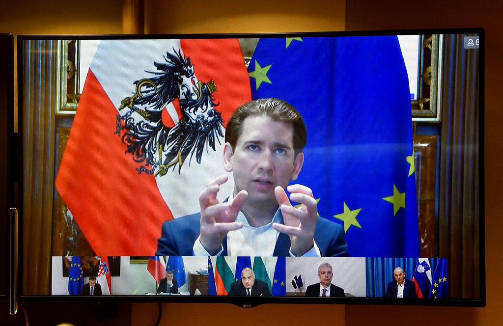 Αυστρία-Κορονοϊός: Πλήρη κατάργηση της καραντίνας για τους κατόχους του ευρωπαϊκού πιστοποιητικού ζητά ο Κουρτς