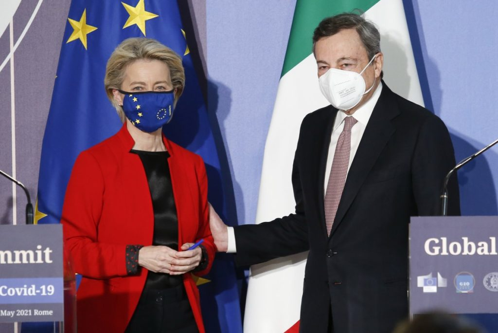 «Ναι» από τις Βρυξέλλες στο ιταλικό Σχέδιο Ανάκαμψης