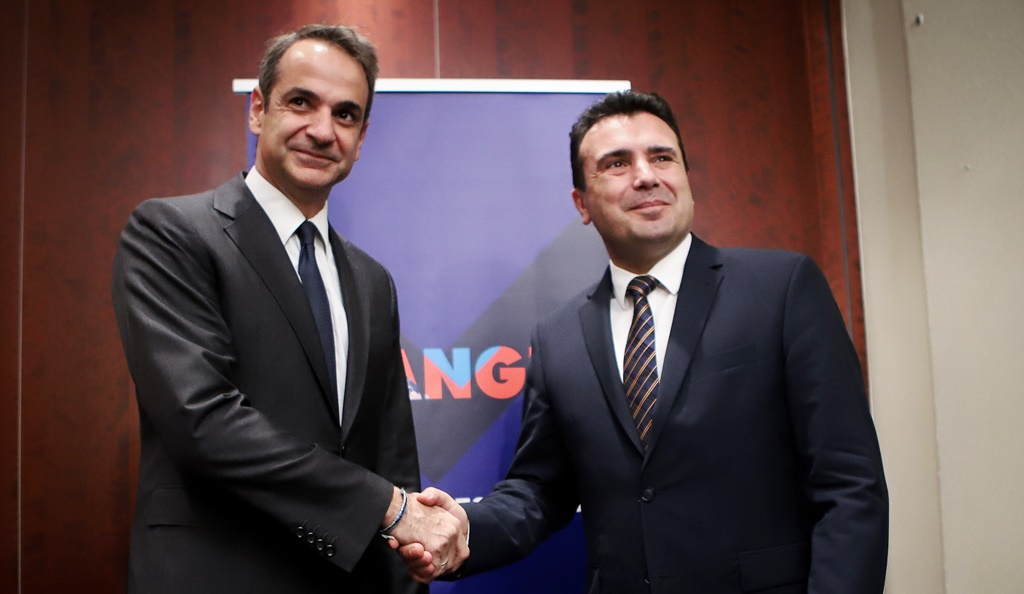 Ζόραν Ζάεφ: Θα επιλυθεί το πρόβλημα με την ονομασία της Εθνικής Ομάδας της Βόρειας Μακεδονίας
