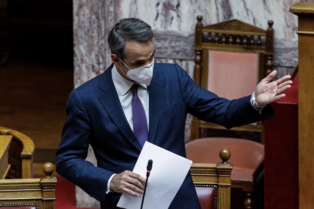 Άλαλος ο Μητσοτάκης για τον… τίτλο του μεγαλύτερου μπαταχτσή της χώρας – Κουβέντα για τα «θαλασσοδάνεια» της ΝΔ