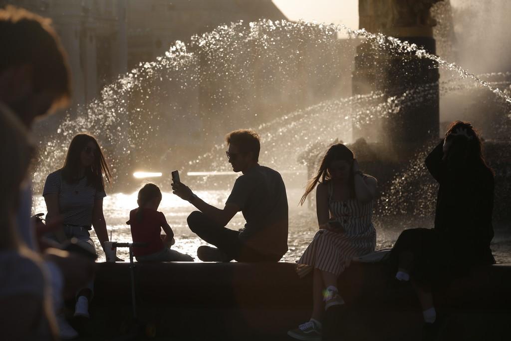 Ρωσία: Ρεκόρ υψηλής θερμοκρασίας στη Μόσχα μετά από 142 χρόνια