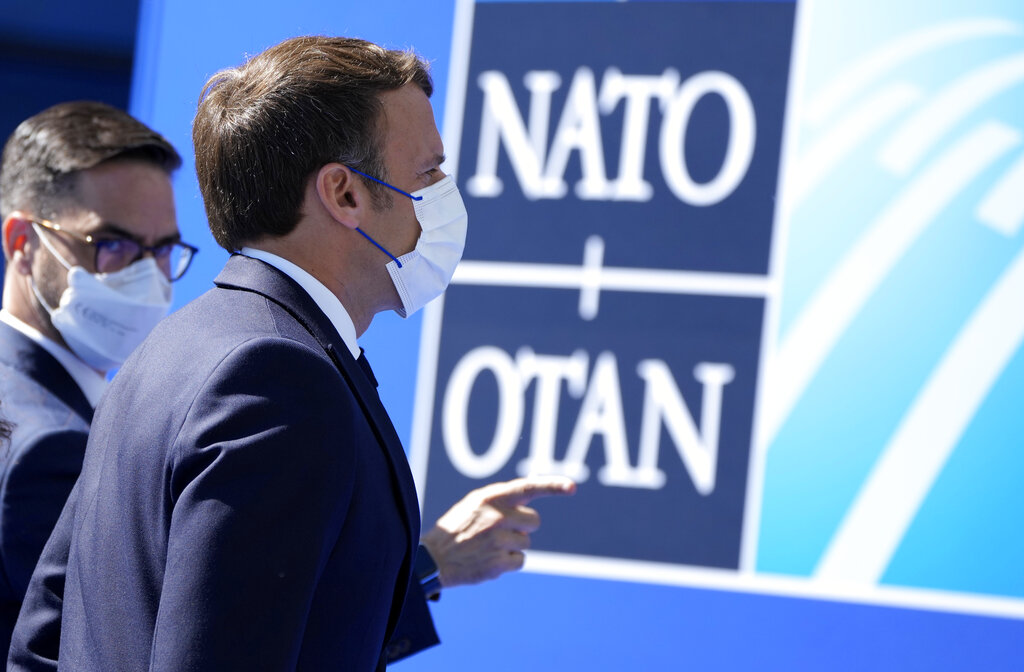 ΝΑΤΟ: Αρχίζει σήμερα η πρώτη σύνοδος κορυφής με τη συμμετοχή του Τζο Μπάιντεν