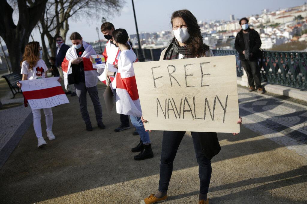 ΗΠΑ: Νέα δέσμη κυρώσεων κατά Μόσχας για τον Αλεξέι Ναβάλνι