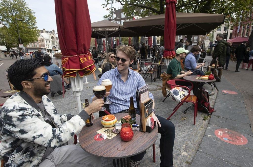 Νέα χαλάρωση των περιοριστικών μέτρων στην Ολλανδία