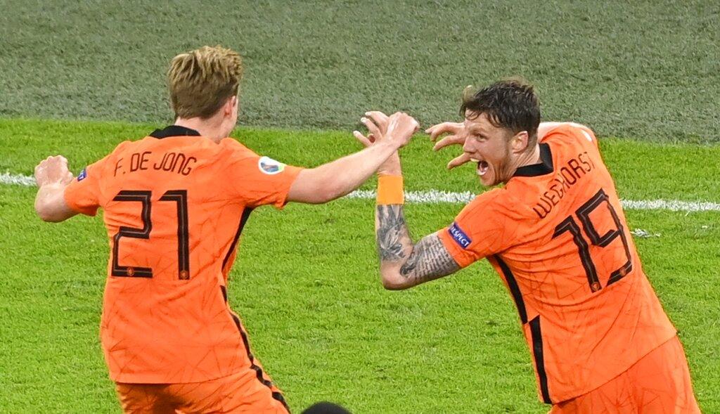 Euro 2020: Η Ολλανδία πήρε 3-2 το θρίλερ από την Ουκρανία