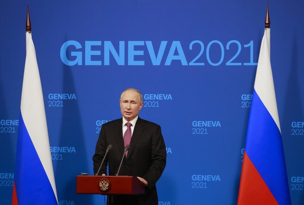 Πούτιν: «Ήταν μια ουσιαστική, παραγωγική συνάντηση»