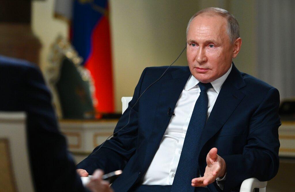 Ανοικτός σε «ανταλλαγή κρατουμένων» ο Πούτιν πριν από την σύνοδο κορυφής με τον Μπάιντεν