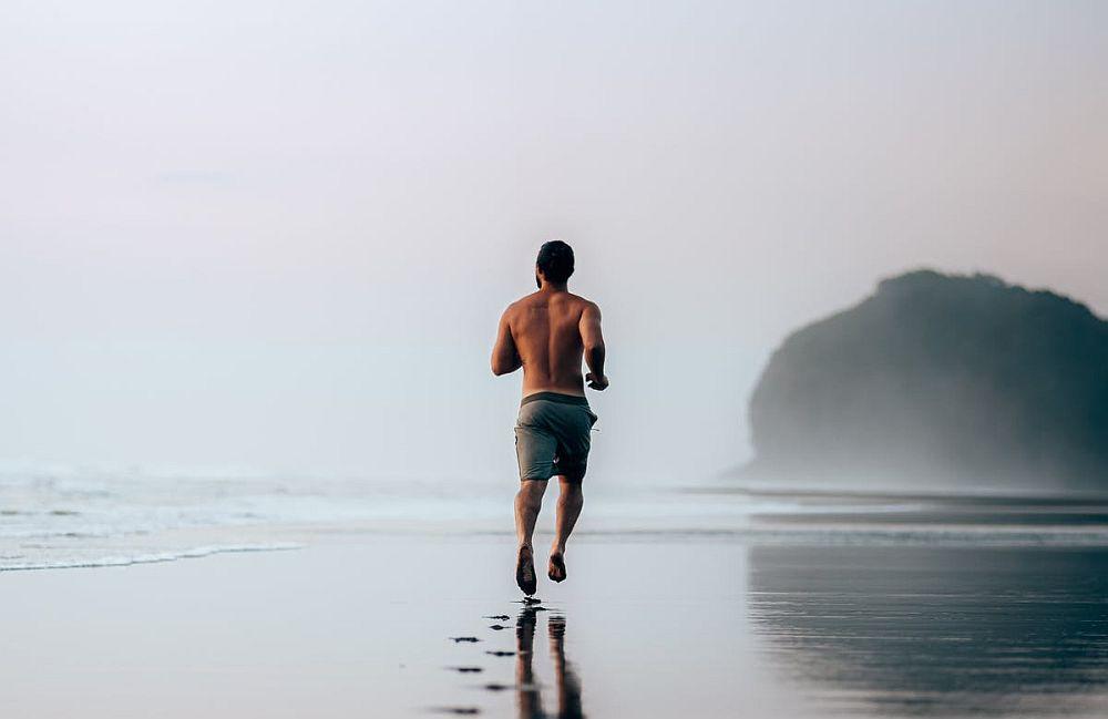 Τρέξιμο στην άμμο: Τι πρέπει να προσέχετε