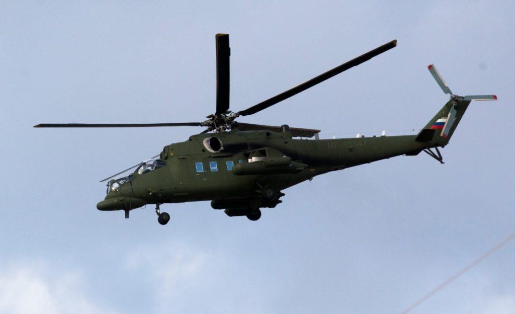 Ρωσία: Τρεις νεκροί από συντριβή στρατιωτικού ελικοπτέρου στην Αγία Πετρούπολη