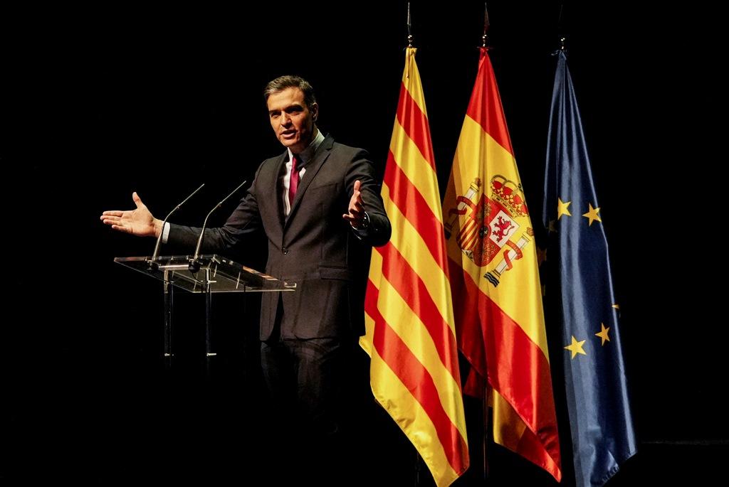 Ισπανία: Απονομή χάριτος στους 9 Καταλανούς αυτονομιστές από τον πρωθυπουργό Σάντσεθ