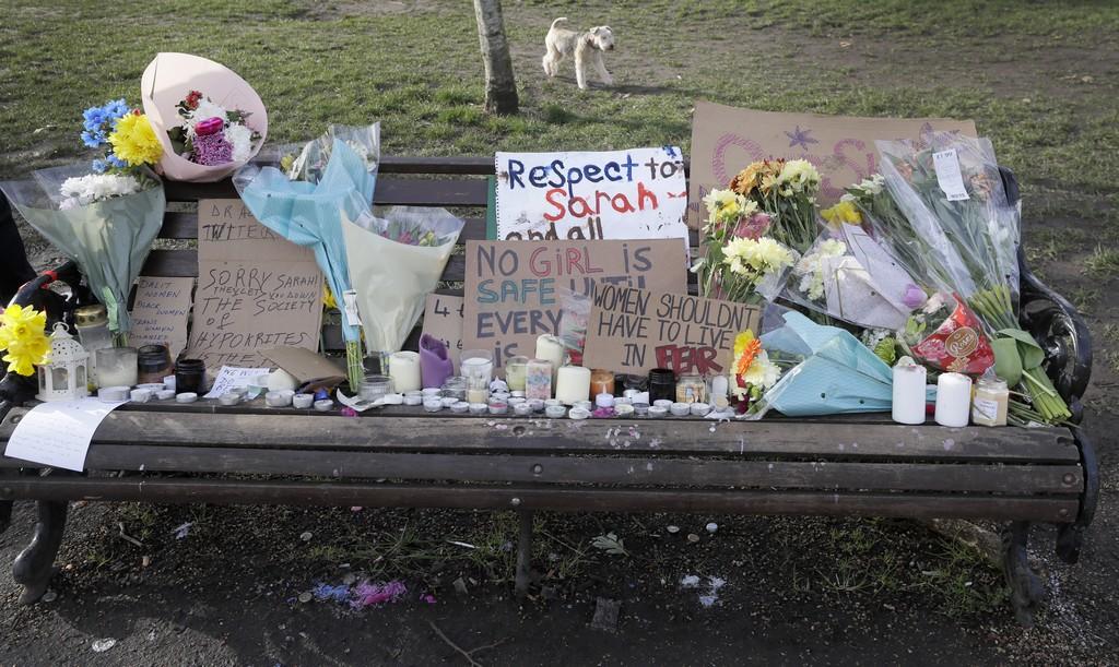 Βρετανία: Αστυνομικός δήλωσε ένοχος για τον βιασμό και τη δολοφονία της Σάρα Έβεραρντ