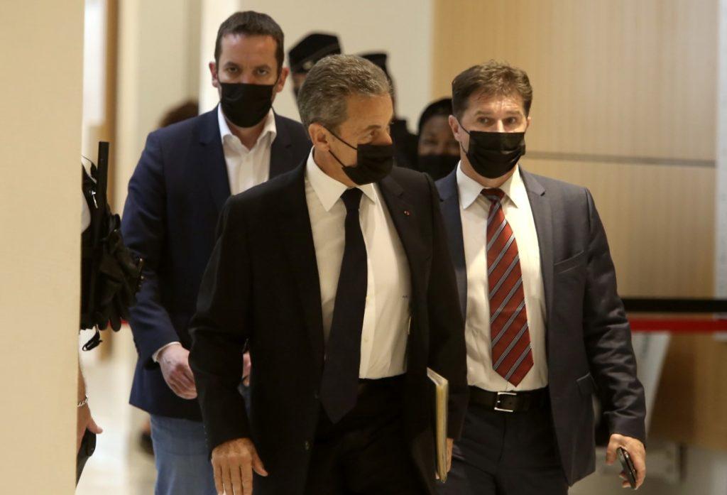 Γαλλία: Έξι μήνες φυλάκιση κατά του Σαρκοζί ζητούν οι εισαγγελείς