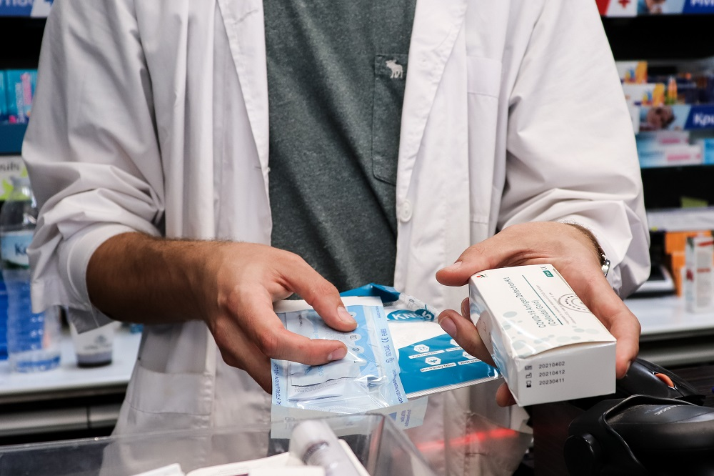 Self test για μαθητές: Πότε ξεκινά η προμήθεια από τα φαρμακεία