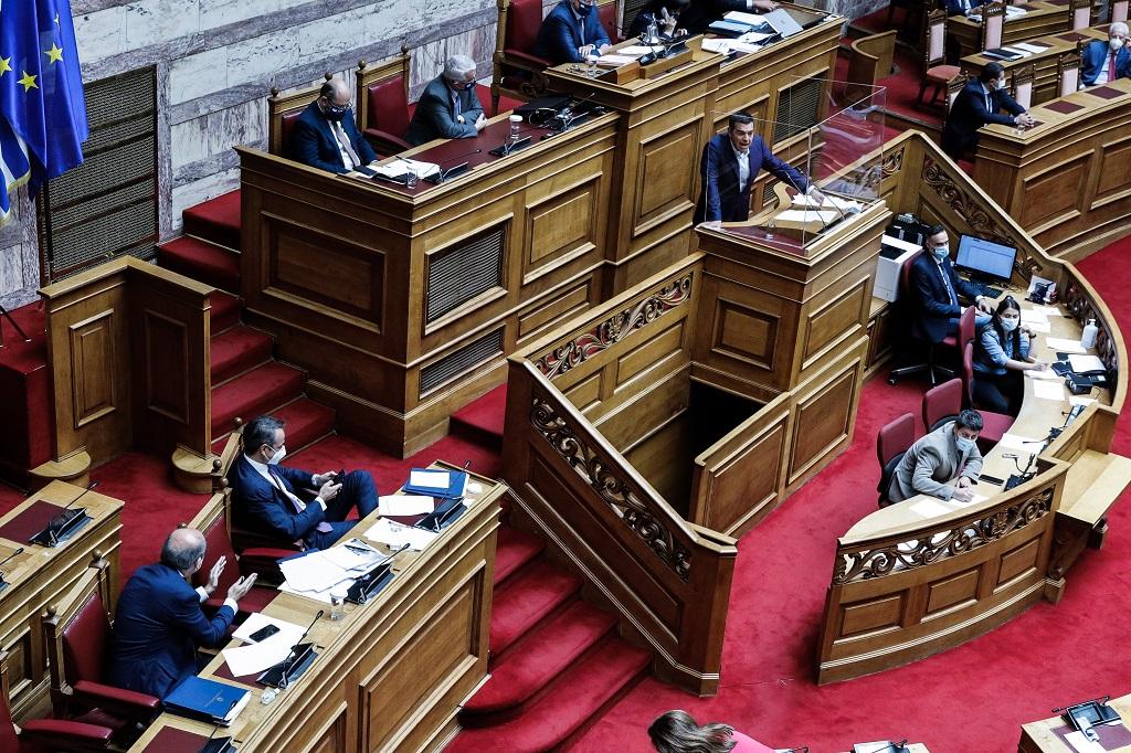 Απάντηση Τσίπρα σε Μητσοτάκη: «Είστε ο μεγαλύτερος μπαταχτσής της ελληνικής πολιτικής ζωής»