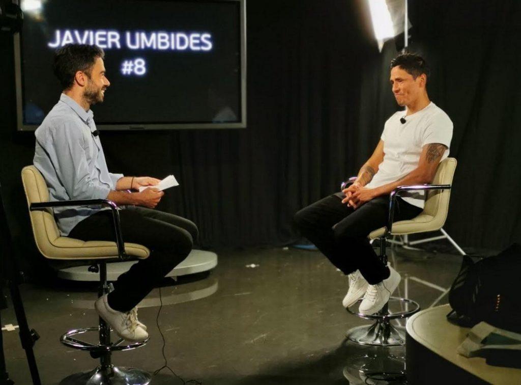 Novasports Exclusive: Χαβιέ Ούμπιντες!