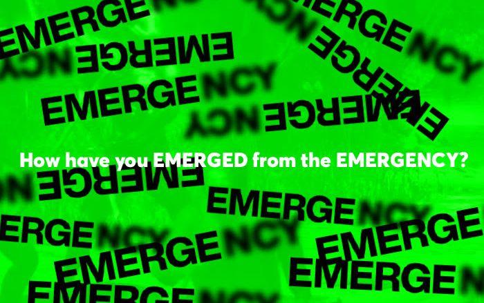 «EMERGEncy»: 24 Ιουνίου – 2 Ιουλίου 2021