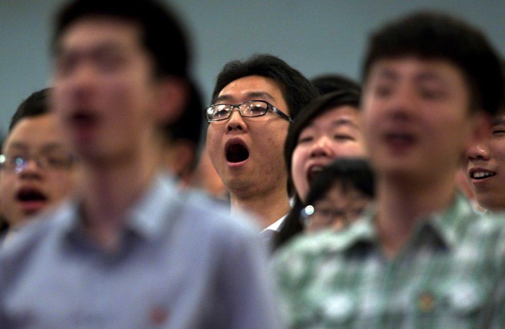 Στην Κίνα, η νεολαία διεκδικεί το δικαίωμα στην τεμπελιά