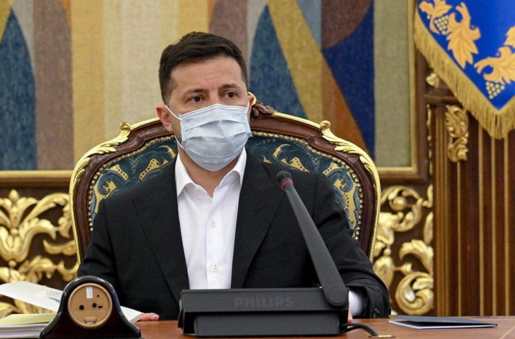 Ουκρανία: Αισιοδοξία Ζελένσκι μετά τη δήλωση του ΝΑΤΟ για την ενδεχόμενη ένταξη της χώρας στη Συμμαχία