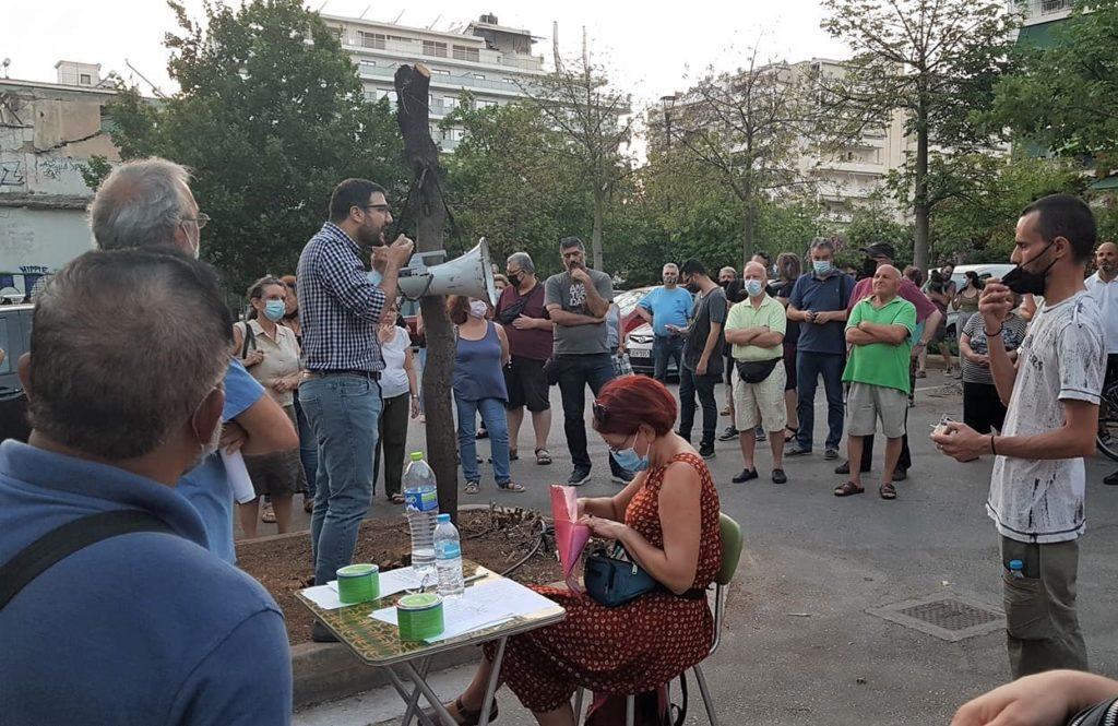 Ανοιχτή Πόλη: «Οι γειτονιές της Αθήνας βρίσκονται αντιμέτωπες με τις συνέπειες της ολιγωρίας»