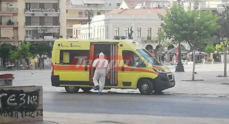 Πάτρα: Με κορονοϊό Γάλλοι τουρίστες- Επιχείρηση διακομιδής τους στο Νοσοκομείο
