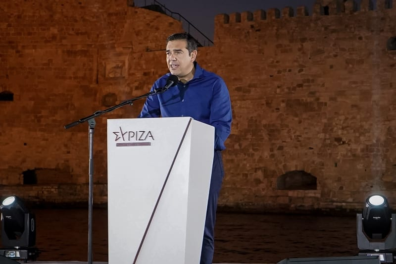 Αλέξης Τσίπρας: Το lockdown στη Μύκονο, πιστοποιητικό της παταγώδους αποτυχίας