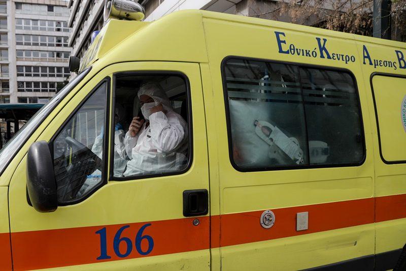 Κορονοϊός: 2.472 κρούσματα, 133 διασωληνωμένοι, 8 θάνατοι
