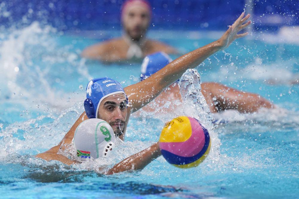 Ολυμπιακοί Αγώνες – Τόκιο 2020: Νίκη στο ρελαντί για την Εθνική πόλο