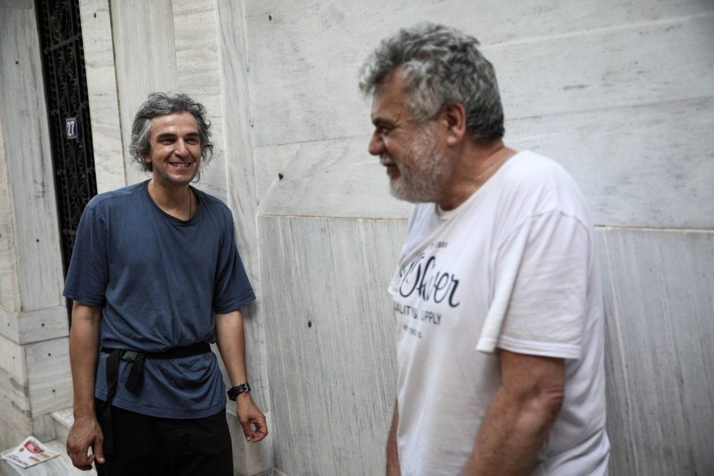 Γιάννης Κακλέας – Άρης Σερβετάλης: Πάθη αρχαίων και σύγχρονων