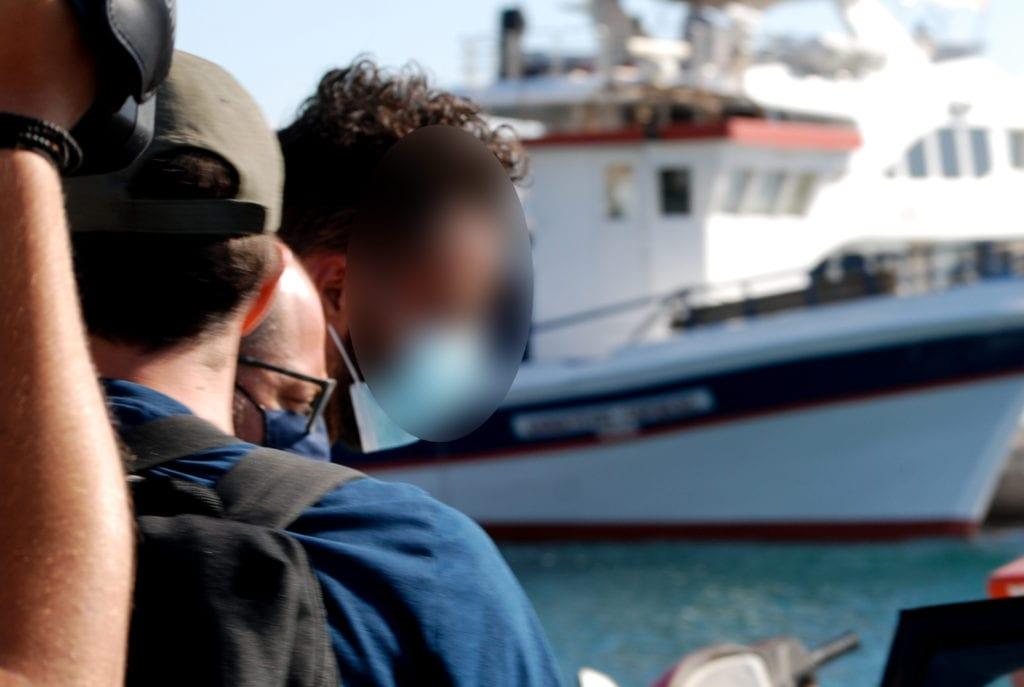 Φολέγανδρος: Εσπευσμένα στο κέντρο Υγείας Νάξου ο καθ΄ομολογία δολοφόνος της 26χρονης Γαρυφαλλιάς