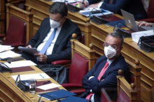 Στη Βουλή η συζήτηση για το Ταμείο Ανάκαμψης – Χαρίτσης: Η κυβέρνηση το μετατρέπει σε εργαλείο ενίσχυσης των λίγων και ισχυρών